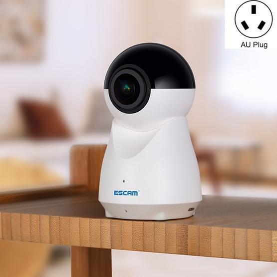 ESCAM QP720 H.265 1080P 720 Degree Panoramic WIFI IP Camera - AU Plug
