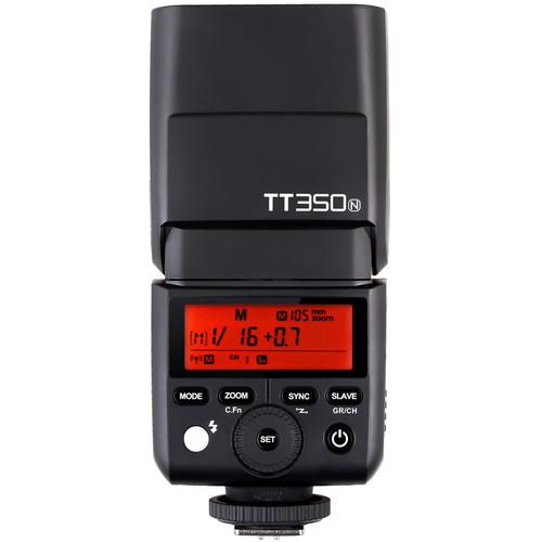 Godox TT350N Mini Thinklite TTL Flash (Nikon)