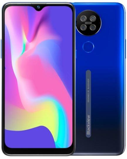 Blackview A80S Dual Sim 64GB Gradient Blue (4GB RAM)