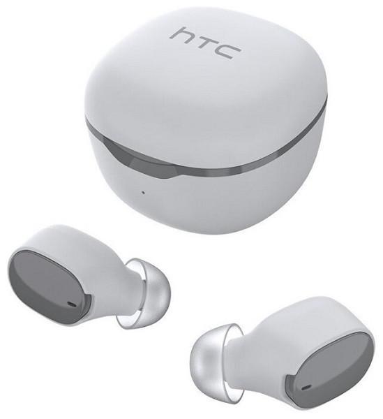 HTC TWS1 Macaron Bluetooth White