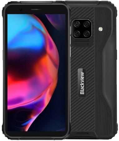 Blackview BV5100 Pro Rugged Phone Dual Sim 128GB Black (4GB RAM)