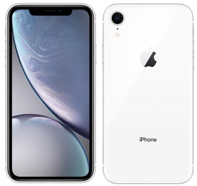 Apple iPhone XR 64GB White (eSIM)