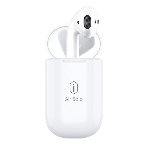 WIWU Air Solo Single Bluetooth 5.0 Earphone Right Ear (White)