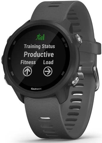 Garmin Forerunner 245 Running Watch Black Slate