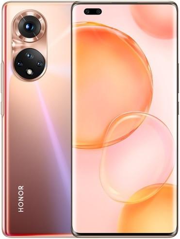Honor 50 Pro 5G Dual Sim RNA-AN00 256GB Amber (8GB RAM) - China Version