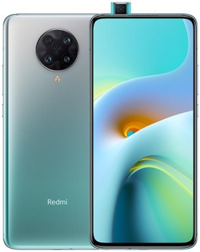 Xiaomi Redmi K30 Ultra 5G Dual Sim 128GB Mint Green (8GB RAM)