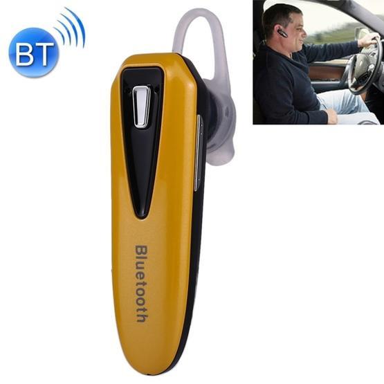 K7 In-Ear Noise Cancelling Wireless Bluetooth Stereo Earphones (Yellow)