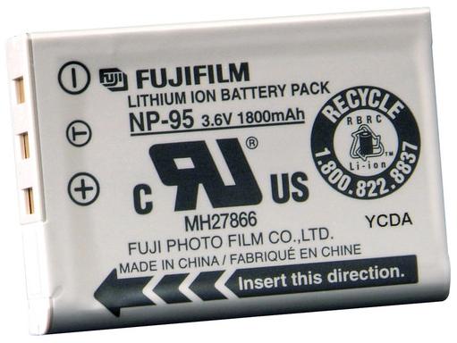 Fujifilm NP-95 Original Battery