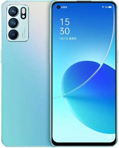OPPO Reno 6 5G Dual Sim 128GB Blue (8GB RAM)