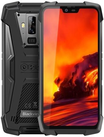 Blackview BV9700 Pro Dual Sim 128GB Black (6GB RAM) Night Vision
