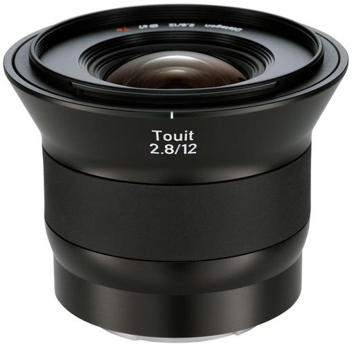 Carl Zeiss Touit 2.8/12 Distagon T* (Sony E)