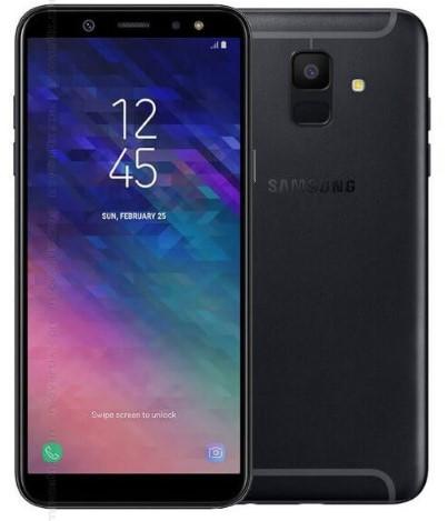 Samsung Galaxy A6 (2018) Dual A600GD 32GB Black (3GB RAM)
