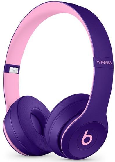 Beats Solo 3 Wireless Headphone Pop Violet