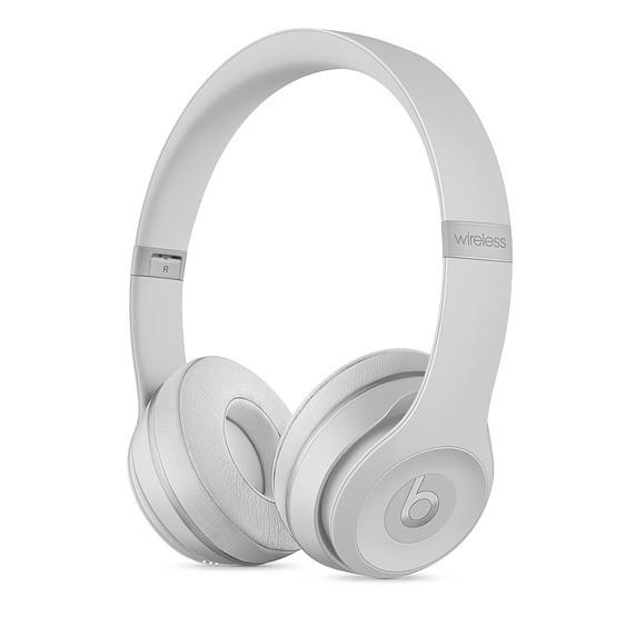 Beats Solo 3 Wireless Headphone Matte Silver