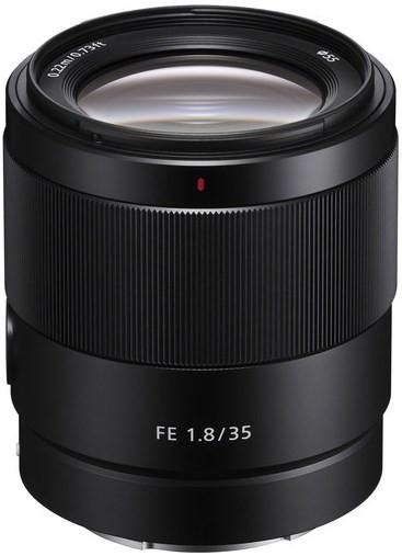 Sony FE 35mm F1.8 (Full Frame)