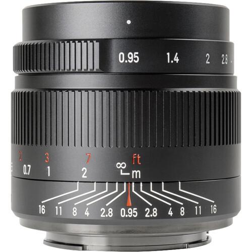 7Artisans 35mm f/0.95 Lens (Sony E)