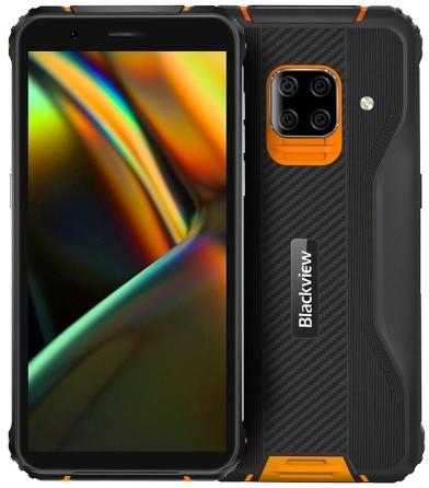 Blackview BV5100 Pro Rugged Phone Dual Sim 128GB Orange (4GB RAM)