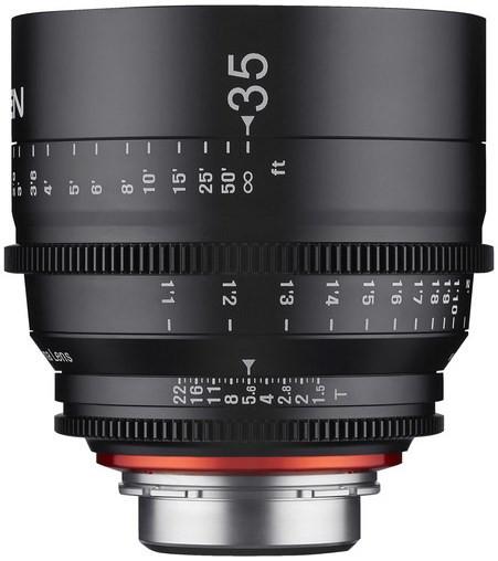 Samyang Xeen 35mm T1.5 (PL Mount)
