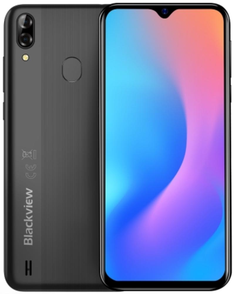 Blackview A60 Plus Dual Sim 64GB Black (4GB RAM)