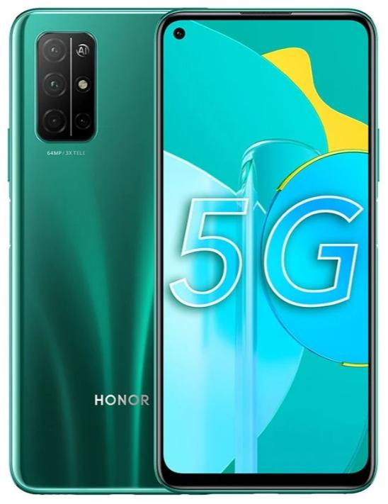 Huawei Honor 30s Dual Sim Green 128GB (8GB RAM)