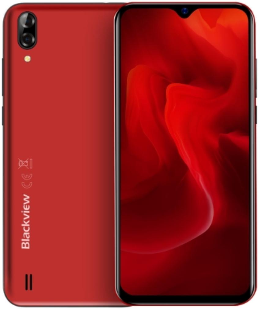 Blackview A60 Dual Sim 16GB Red (1GB RAM)