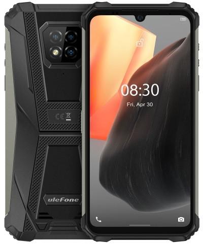 Ulefone Armor 8 Pro Dual Sim Rugged Phone 128GB Black (8GB RAM)