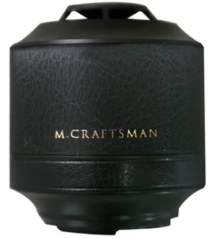 M.CRAFTSMAN Bluetooth Mini Speaker (All Black)