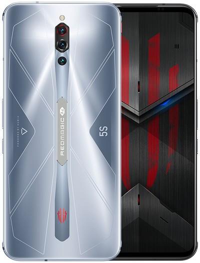 Nubia Red Magic 5S Dual Sim 128GB Silver (8GB RAM)