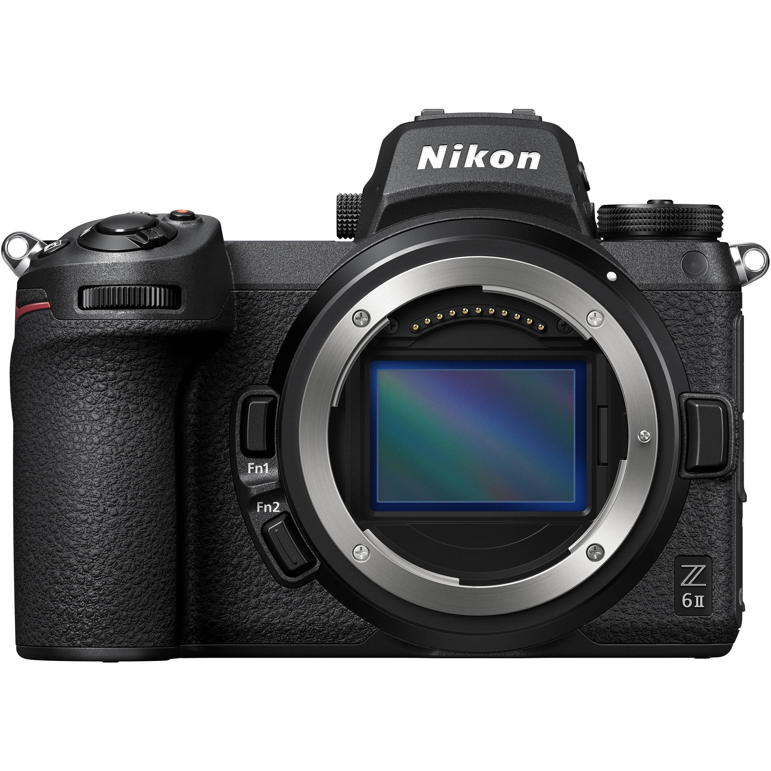 Nikon Z6 Mark II Body (Kit Box) (With Adapter)