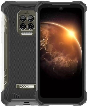 DOOGEE S86 Dual Sim Rugged Phone 128GB Black (6GB RAM)