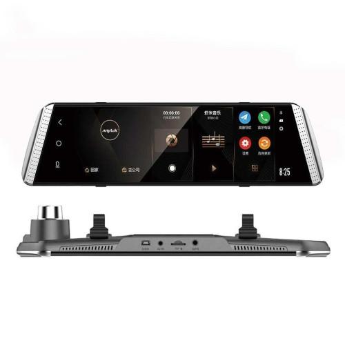 Car DVR - Anytek T500+ 9.88 Inch Night Vision ADAS 1080P
