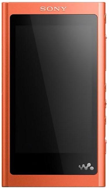 Sony NW-A55 Hi-Res Walkman Twilight Red (16GB)