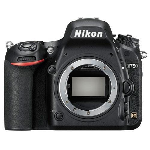 Nikon D750 Body (Kit Box)