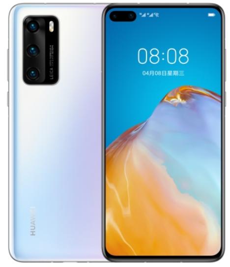 Huawei P40 ANA-AN00 Dual Sim 256GB White (8GB RAM)