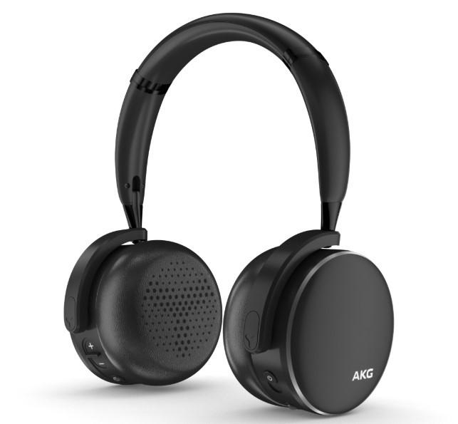 AKG Y500 Wireless Headphone Black
