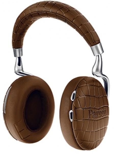 Parrot Zik 3.0 Noise Cancelling Headphones Brown фото