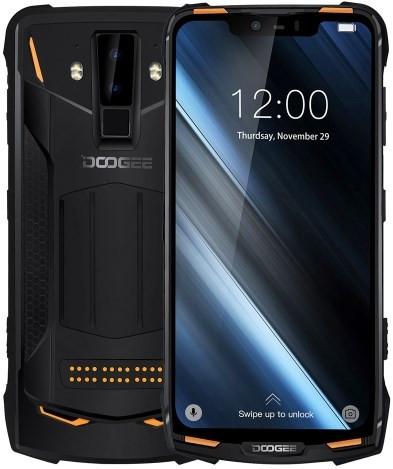 Doogee S90C Rugged Phone Dual Sim 64GB Orange (4GB RAM)