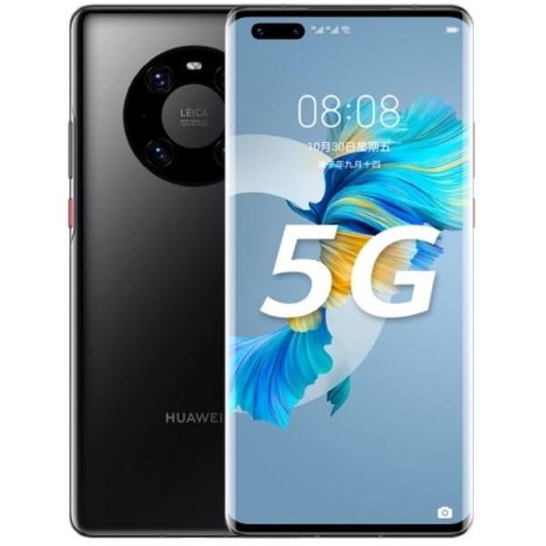 Huawei Mate 40 Pro 5G Dual Sim NOH-AN00 128GB Jet Black (8GB RAM)