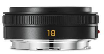 Leica Elmarit-TL 18 mm F2.8 ASPH Black (11088)