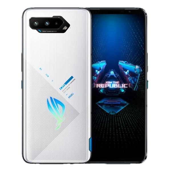 Asus ROG Phone 5 5G ZS673KS Dual Sim 128GB White (12GB RAM) - Tencent Version