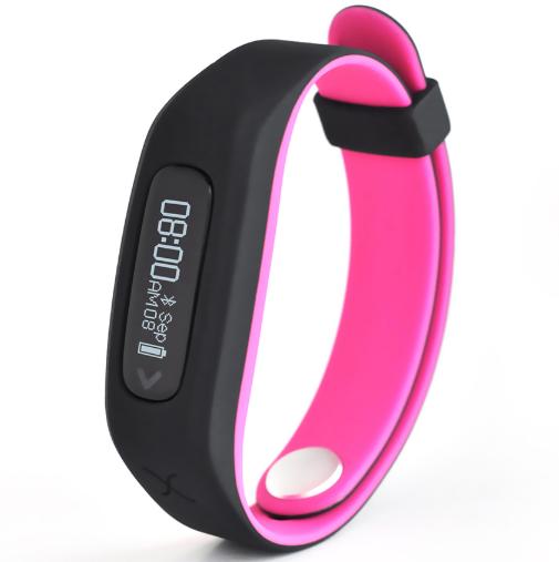 Actxa Swift Smart Fitness Band Pink