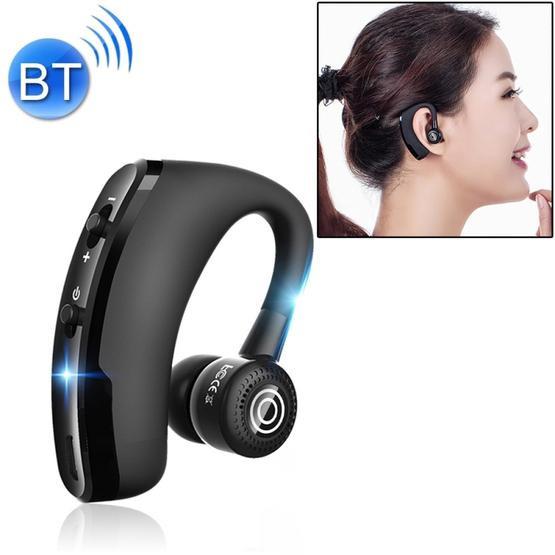 Etoren Com V9 Business Handsfree Wireless Bluetooth Headset Csr 4 1 With Mic For Driver Sport Black 33 Etoren Com
