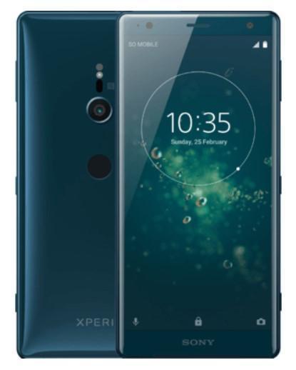 Sony Xperia XZ2 H8296 64GB Green (6GB RAM) + FREE Sony Phone Case