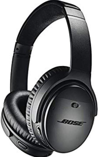 Bose QC35 II Wireless Headphones Black