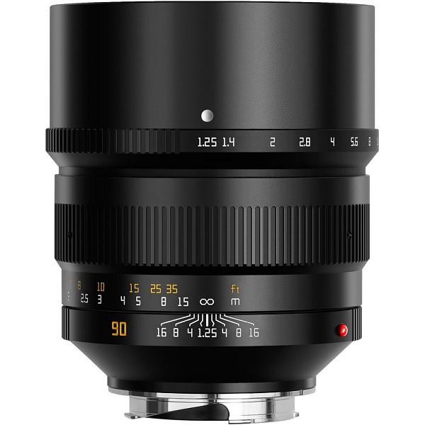 TTArtisan 90mm F1.25 (Leica M)