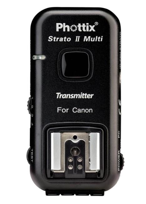 Phottix Strato II Multi 5-in-1 Transmitter (Canon)
