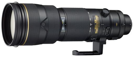 Nikon AF-S NIKKOR 200-400mm F4 G ED VR II