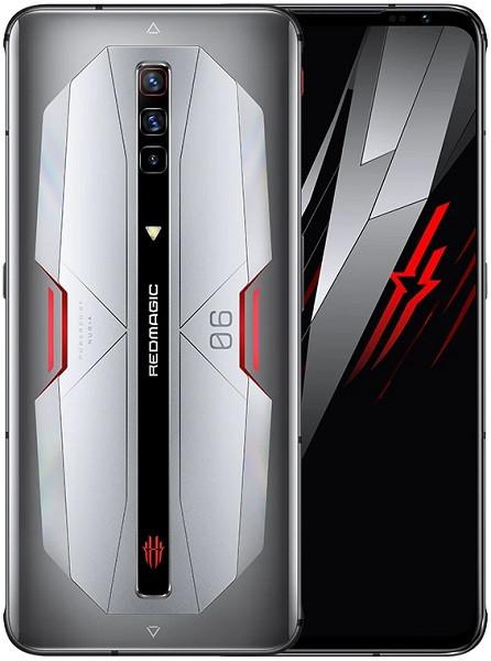 Nubia Red Magic 6 Pro 5G Dual Sim 256GB Moon Silver (16GB RAM)