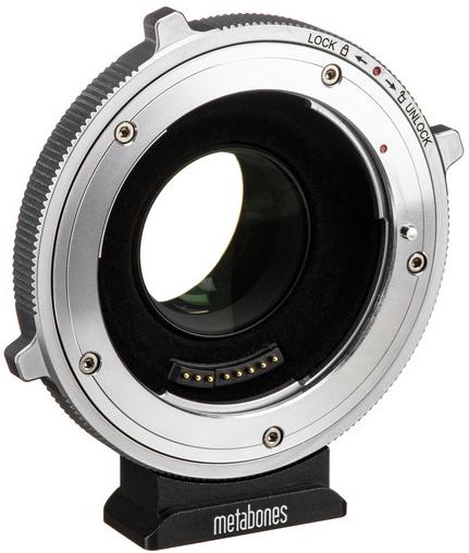 Metabones T Booster XL 0.64x (EF - BMPCC4k) Cinema