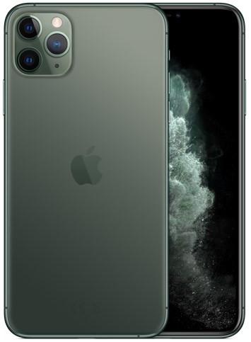 Apple iPhone 11 Pro Max A2220 Dual Sim 256GB Green
